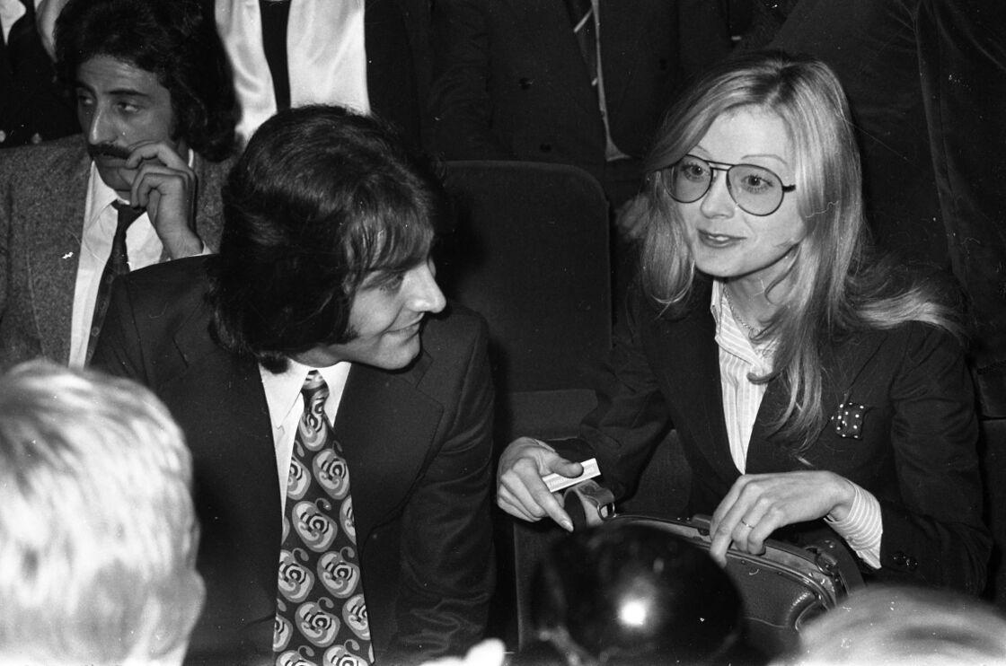 Michel Delpech et Chantal Simon sont restés mariés dix ans, de 1966 à 1976.