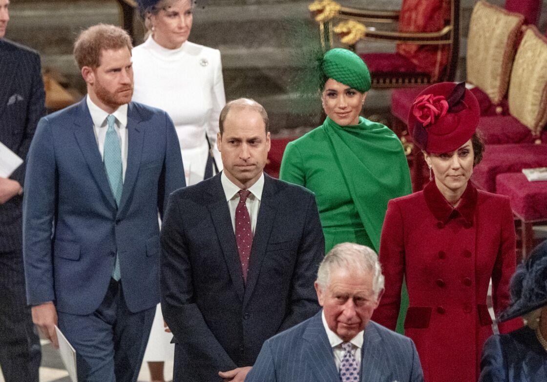Le prince Charles jouera une dernière fois le rôle d'arbitre entre ses fils lors d'une réunion privée fin mars.