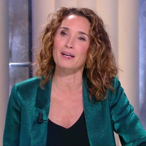 Marie-Sophie Lacarrau stressée chez Yann Barthès? La journaliste victime d'un petit accident