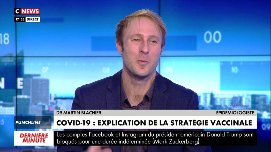Avant Yann Moix, l'épidémiologiste Martin Blachier a tenu des propos jugés polémiques au sujet des résidants d'Ehpad, prioritaires dans la campagne de vaccination en France