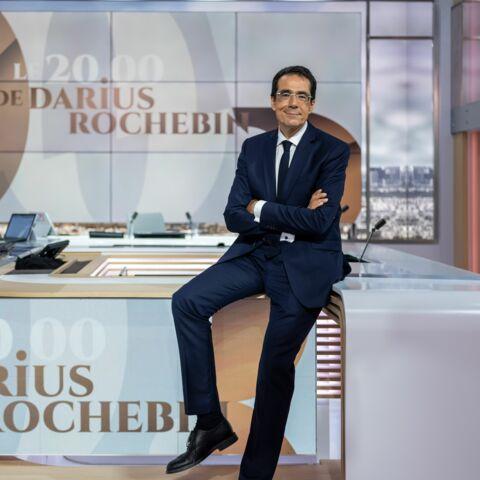 «Hors de question de se cacher»: Darius Rochebin déterminé à rester à LCI