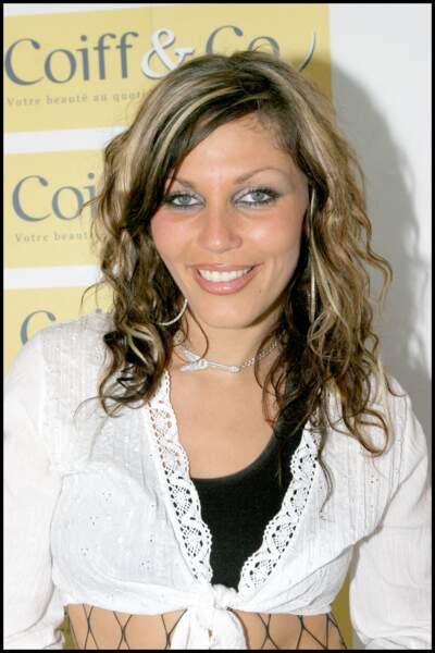 Carine Haddadou (Star Academy 1)