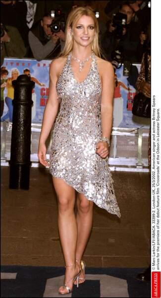 Britney Spears en 2002