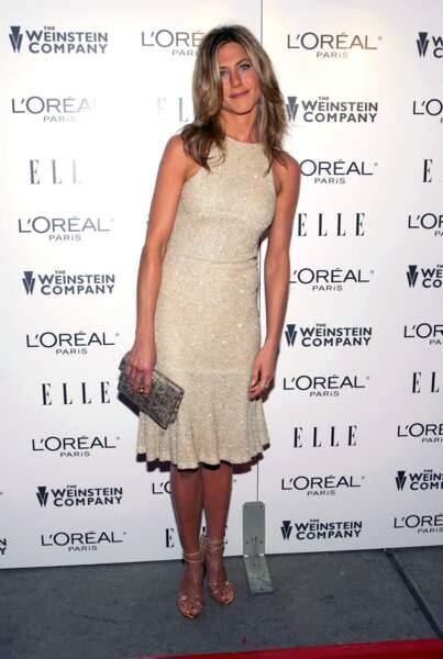 Jennifer Aniston, en 2005