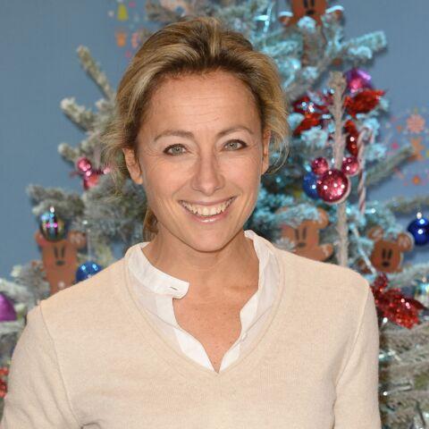 Anne-Sophie Lapix: la star des JT de France 2 c'est elle!