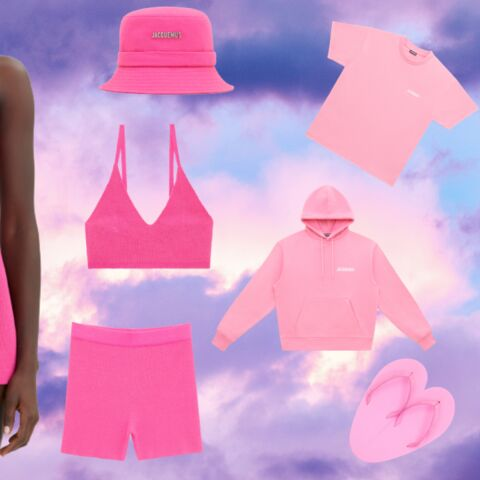 «Pink»: Jacquemus lance une collection de tenues joyeuses à partir de 35 €