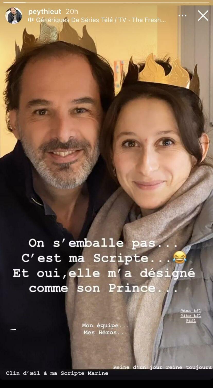 Thierry Peythieu commence 2021 avec une nouvelle reine