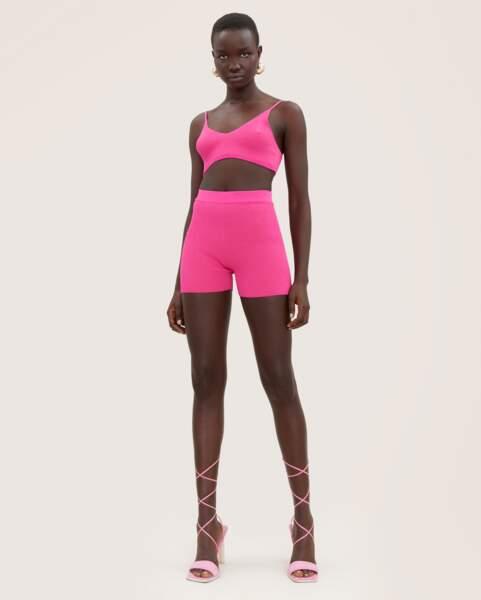 La nouvelle collection Pink de Jacquemus est composée des pièces Jacquemus les plus vendues de la marque