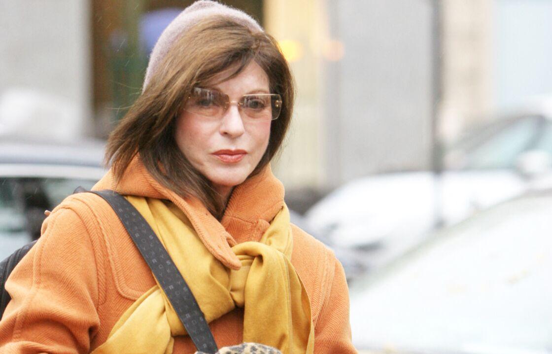 Marie-France Pisier, ici en 2006, a pris le parti de ses neveux dans l'affaire Duhamel.