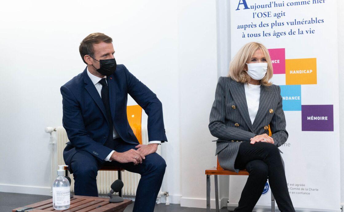 Brigitte Macron testée positive à la Covid-19 le 24 décembre