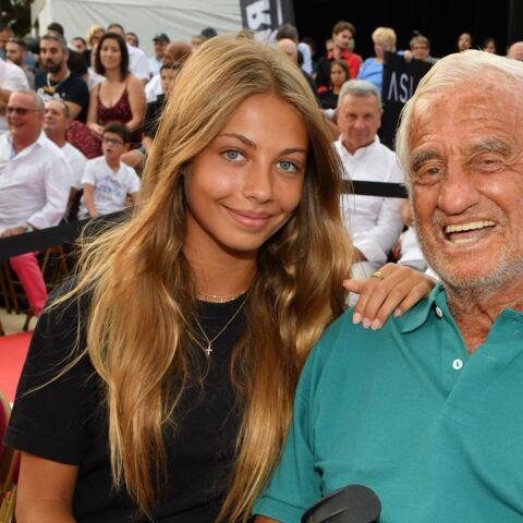 PHOTOS – Jean-Paul Belmondo: à 17 ans, sa sublime fille Stella s'éclate comme jamais