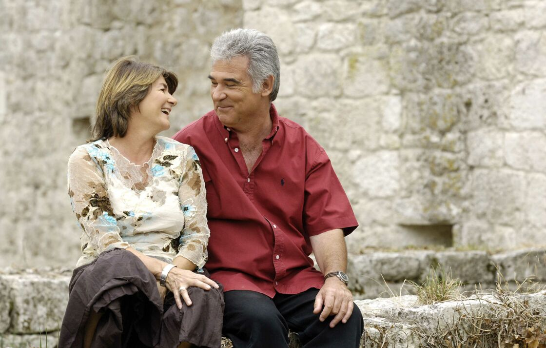 Durant leur temps libre, Georges Pernoud et Monique aimaient partir se ressourcer en Dordogne, d'où est originaire la femme du célèbre présentateur.