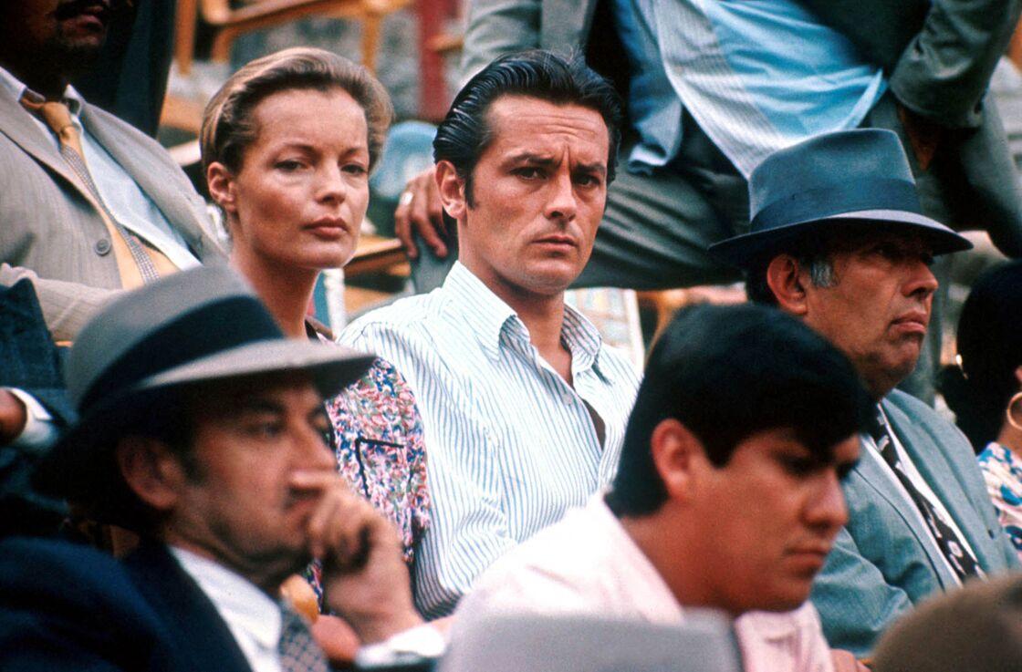 Romy Schneider et Alain Delon ont formé l'un des couples les plus mythiques du cinéma français.