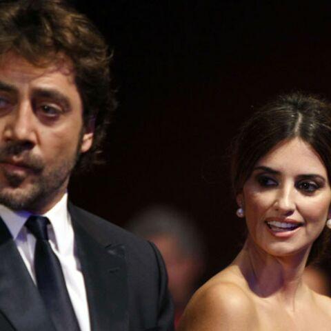 Penélope Cruz et Javier Bardem: vive les mariés!