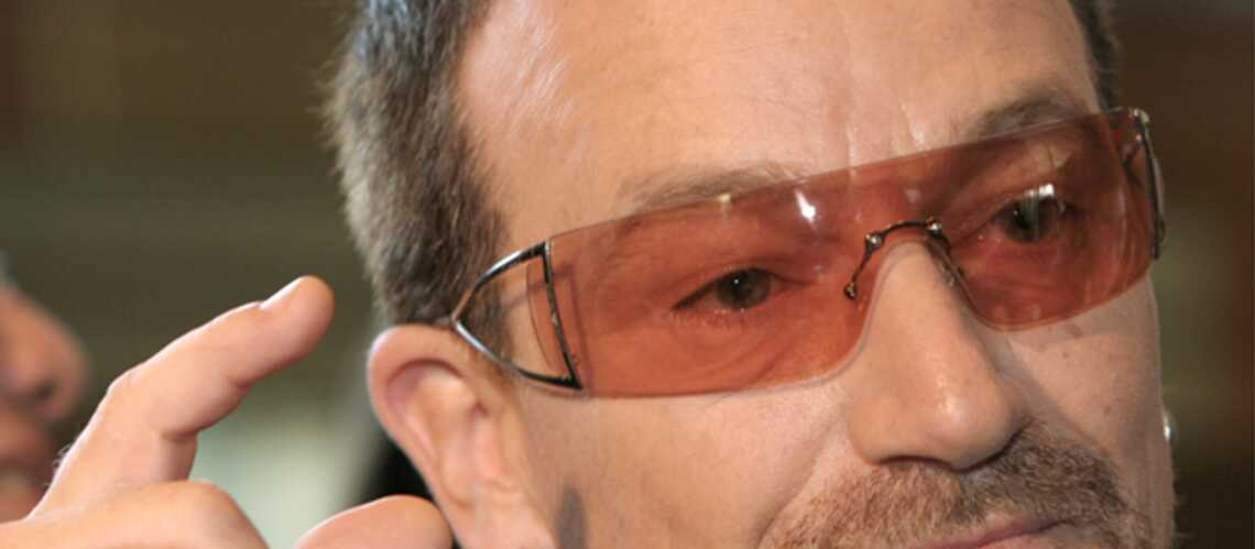 Bono s'offre un bout de Facebook