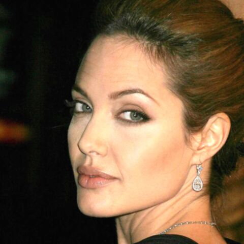 Angelina Jolie pleure son maquilleur