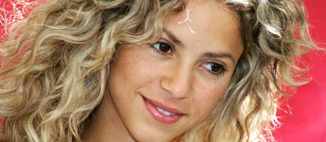 Défi parfumé pour Shakira
