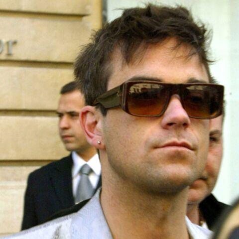 Robbie Williams se sépare d'Ayda Field
