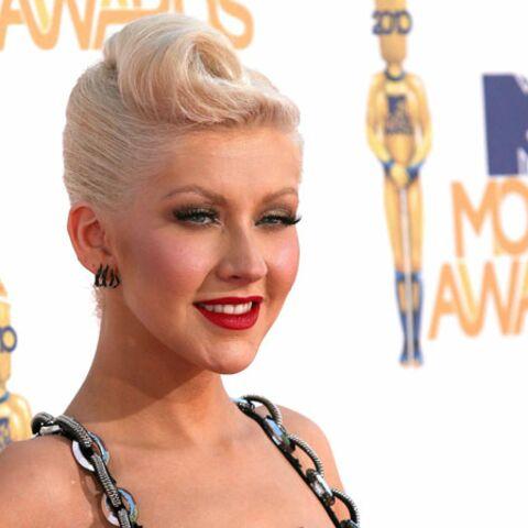 Christina Aguilera: c'est une fille!