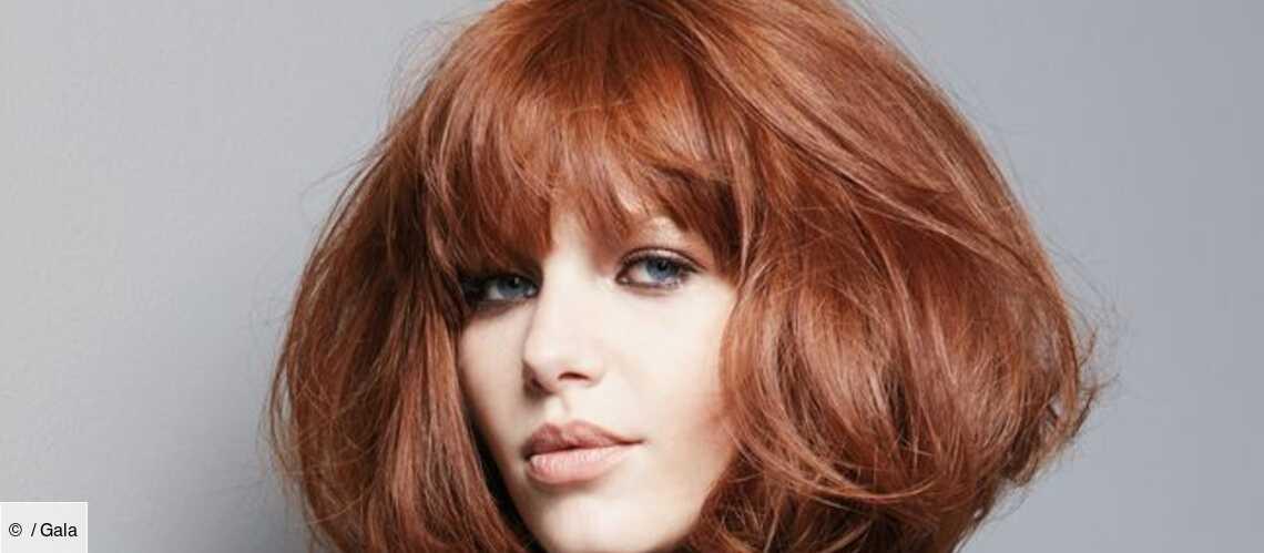Coupes De Cheveux Les Tendances Coloration De L Automne Hiver
