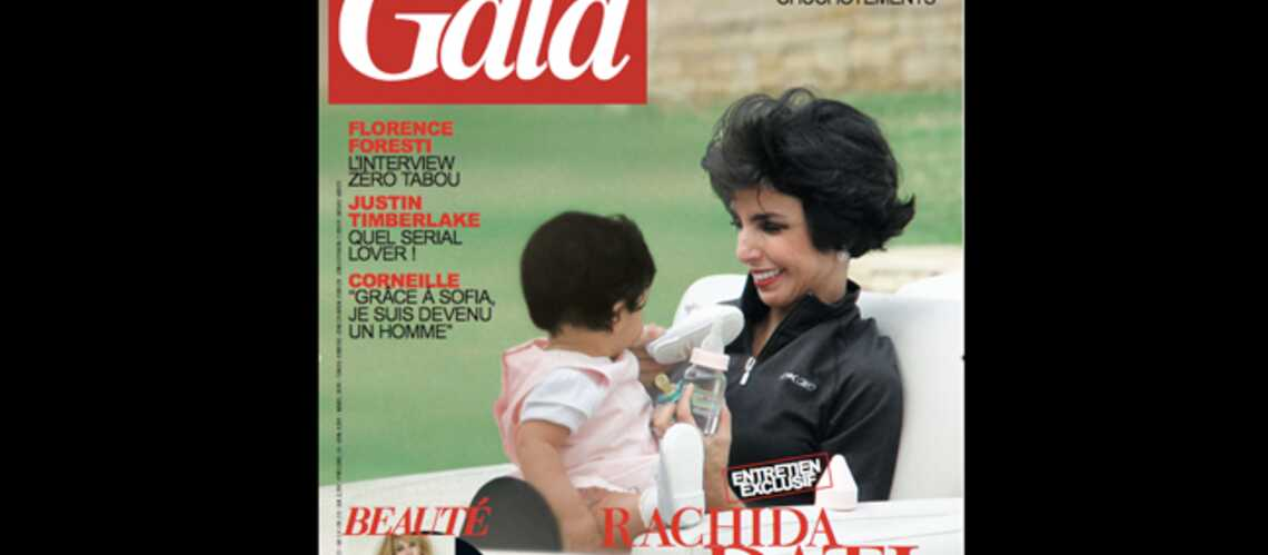 Rachida Dati: «J'aime ma nouvelle vie»