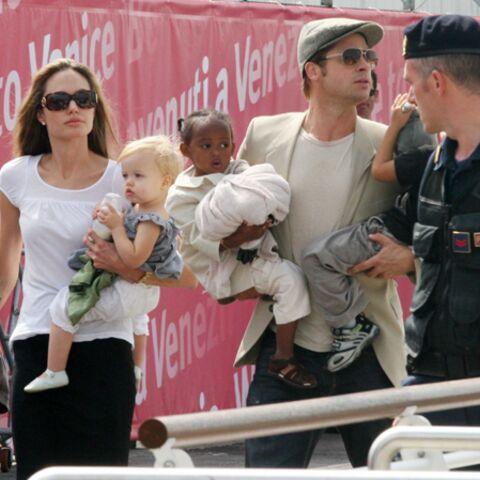 Angelina Jolie et Brad Pitt: quels parents sont-ils?