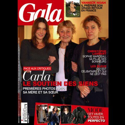 Gala n°857 du 11 novembre 2009