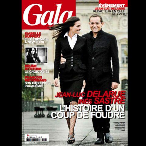 Exclu: Jean-Luc Delarue et Inès Sastre, amoureux!