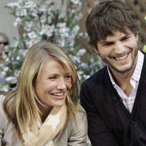 Ashton Kutcher ne piègera pas Cameron Diaz
