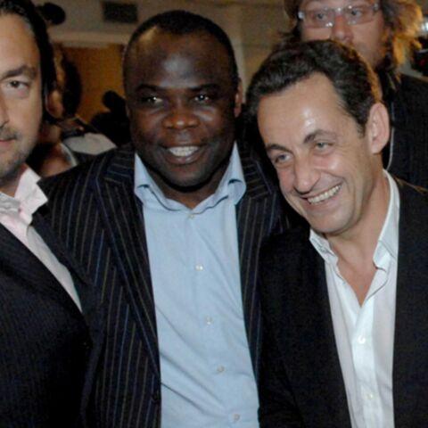 Basile Boli nommé secrétaire national en charge du co-développement à l'UMP