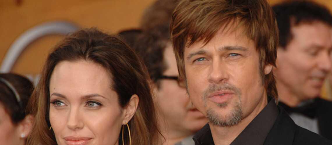 Un intrus chez Brad Pitt et Angelina Jolie!