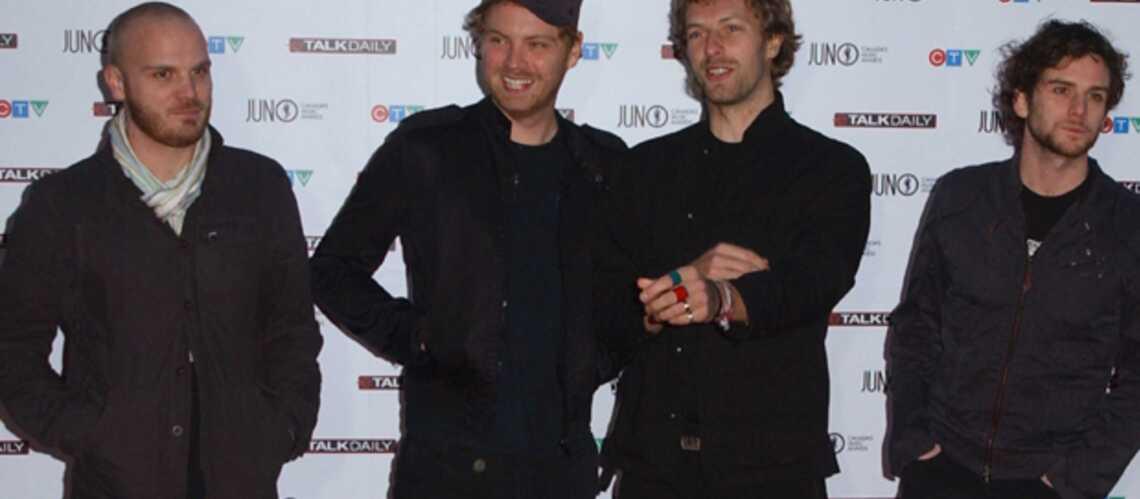 Coldplay: plus de concert avant 3 ans