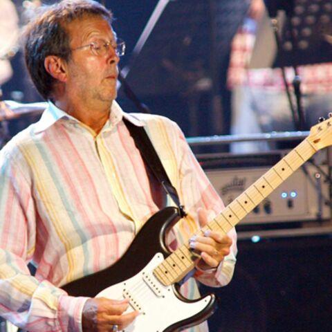 Eric Clapton invité en Corée du Nord