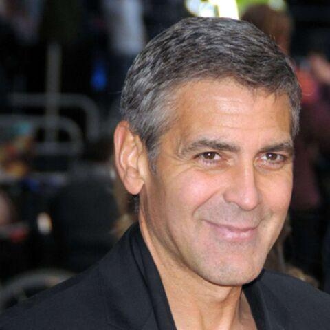 Georges Clooney ne peut pas se passer de rosbif!