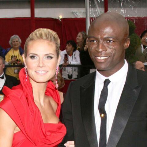 Heidi Klum et Seal forment un couple très hot!