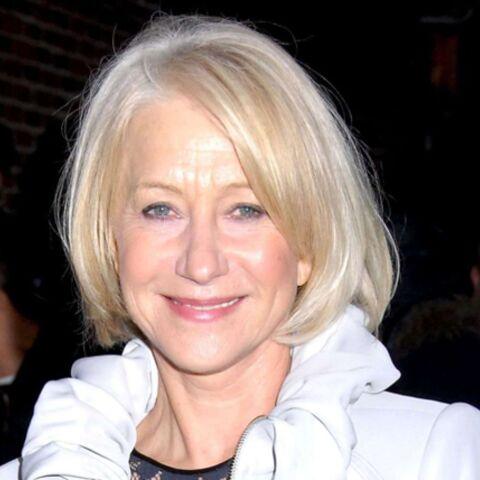 Helen Mirren déteste les strass et paillettes made in Hollywood!