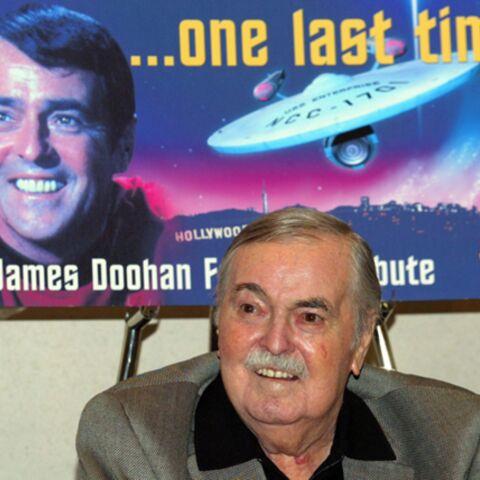 Un voyage dans les étoiles pour l'acteur de «Star strek»
