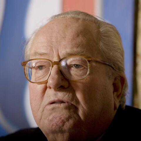 Jean-Marie Le Pen vend sa voiture blindée sur Ebay