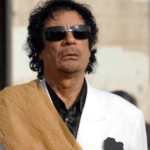 Kadhafi veut disposer sa tente de bédouin à Paris!