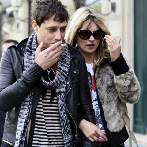 Kate Moss et Jamie Hince: c'est (encore) fini!