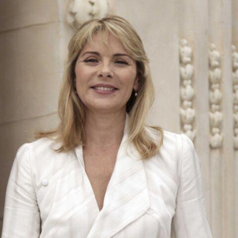 Kim Catrall s'est éclatée sur le tournage de Sex and The City