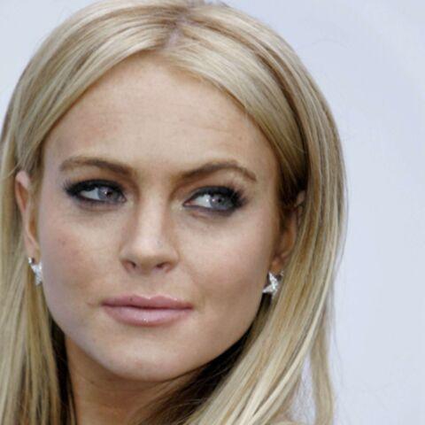 Lindsay Lohan a passé plus d'une heure en prison!