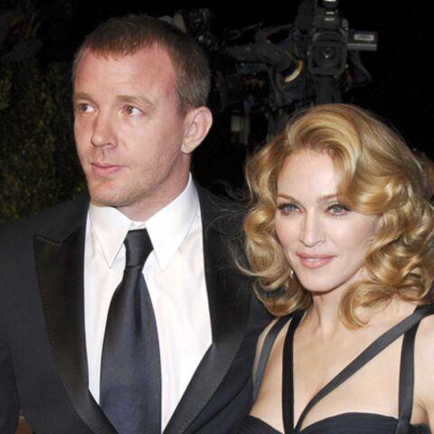 Madonna en manque de sexe!