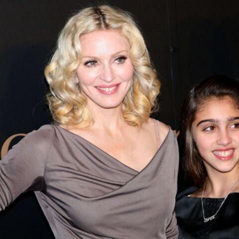 Madonna fait honte à sa fille!