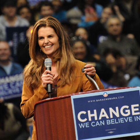 La femme de Schwarzenegger soutient le jeune candidat démocrate