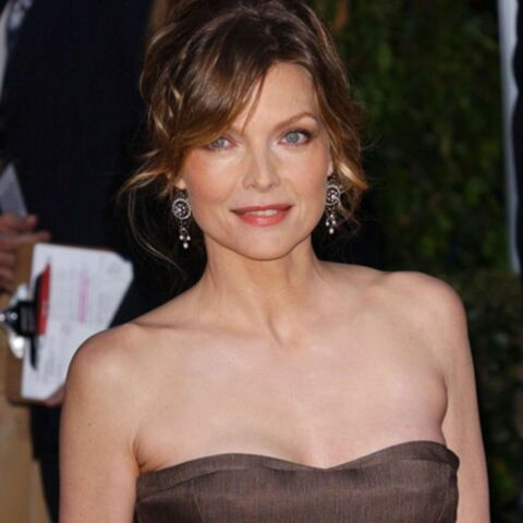 Michelle Pfeiffer s'invite chez Yves Lecoq