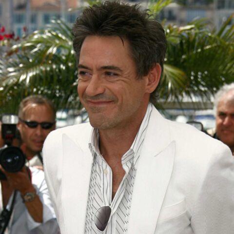 Robert DowneyJr: «Ma femme m'a redonné le goût de vivre»