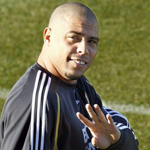 Ronaldo a déjà fêté ses 32 ans