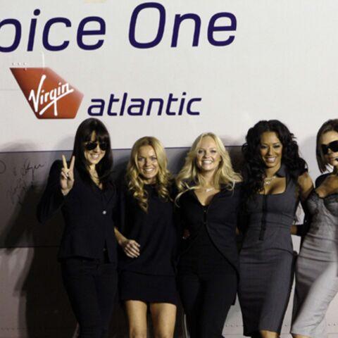 Les Spice Girls ont un gros porteur rien qu'à elles!