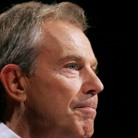 Tony Blair joue les voyous…